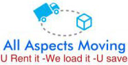 All Aspects Moving - Logo